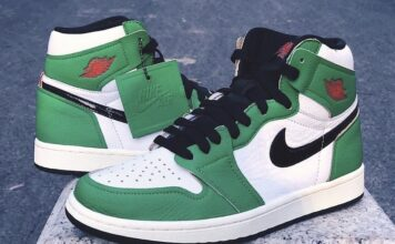 Air Jordan 1 WMNS Lucky Green DB4612-300