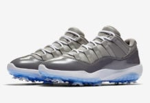 Air Jordan 11 Low Golf Cool Grey AQ0963-002 Release Date Info