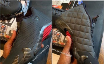Air Jordan 14 Black Ferrari BQ3685-001 Release Date