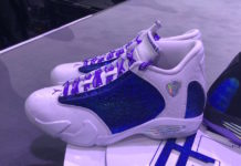 Air Jordan 14 Doernbecher Alternate Version Ethan Ellis