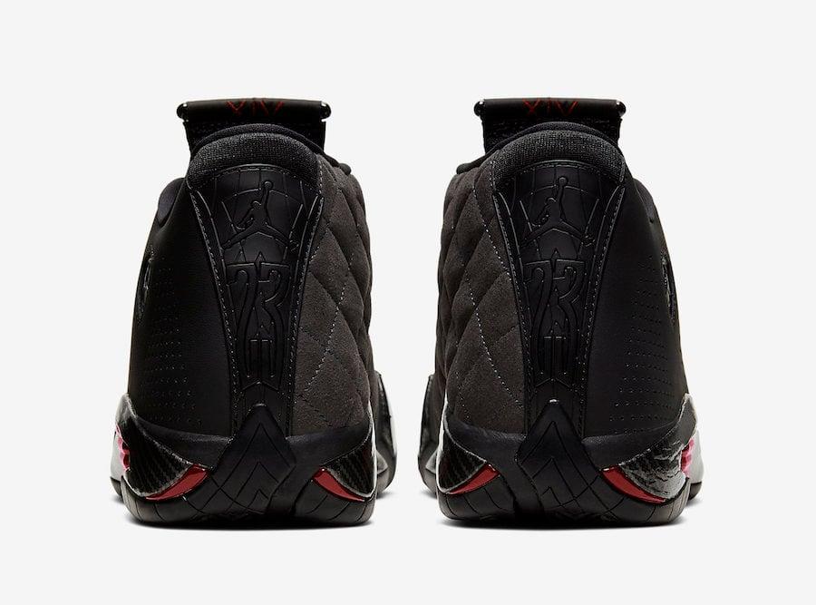 Air Jordan 14 SE Black Ferrari BQ3685-001 Release