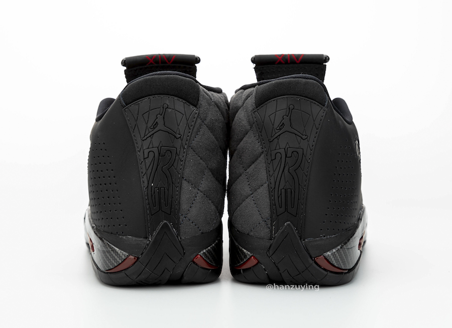 Air Jordan 14 XIV Black Ferrari BQ3685-001 Release Date Info