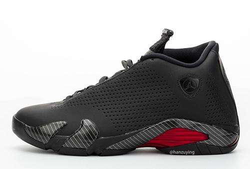 Air Jordan 14 Black Ferrari Release Date