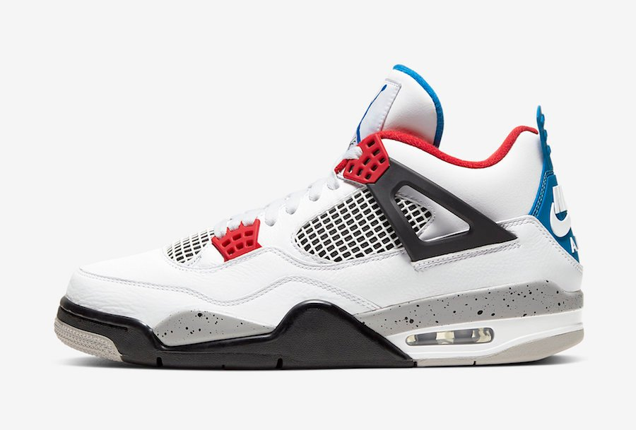 Air Jordan 4 What The CI1184-146 2019 Release