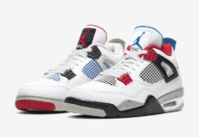 Air Jordan 4 What The CI1184-146 2019 Release