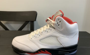 Air Jordan 5 Fire Red CT4838-102 2020 Retro Release Date