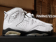 Air Jordan 6 GS Alligator 384665-100 Release Date Info