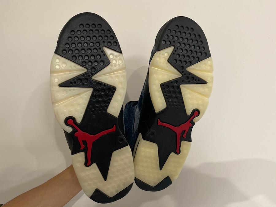Air Jordan 6 Washed Denim CT5350-401 Release