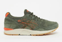 Asics Gel Lyte V Flight Jacket