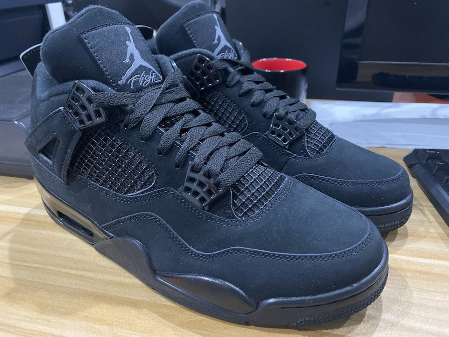 Black Cat Air Jordan 4 IV CU1110-010 2020 Release Date