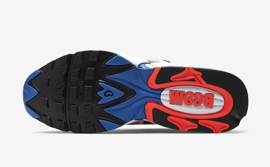 Bransen Fernando Nike Air Max Triax 96 Doernbecher CV6351-100 Release Date Info