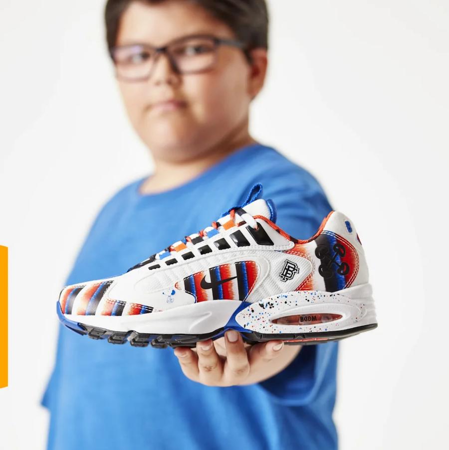 Bransen Fernando Nike Air Max Triax 96 Doernbecher Release Date Info