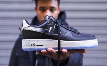 Colin Kaepernick Nike Air Force 1 Low CQ0493-001 Release Date