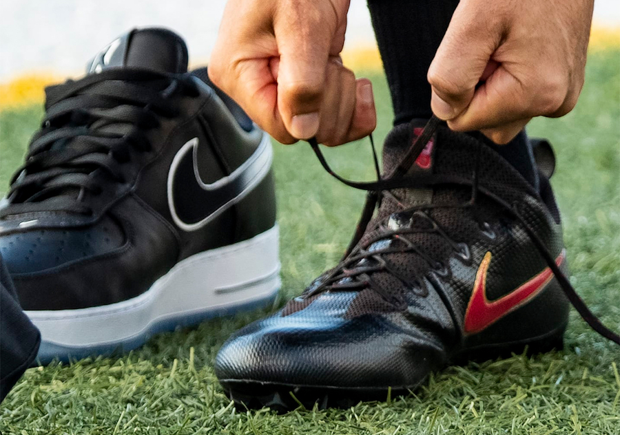 Colin Kaepernick Nike Air Force 1 Low Release Date Info