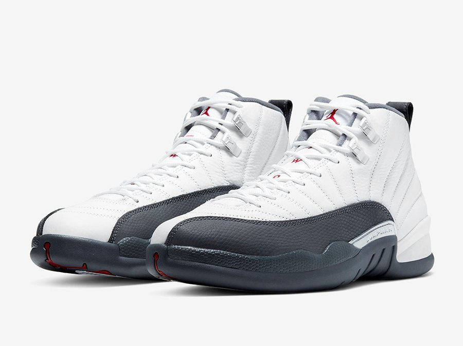 Dark Grey Air Jordan 12 130690-160 2019