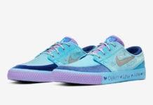 Desiree Castillo Nike SB Zoom Janoski Doernbecher CV2365-400 Release Date Info