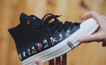 Disney Kith Converse Chuck 70 Release Date Info