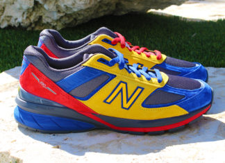 EAT Shoe City New Balance 990v5 Release Date Info