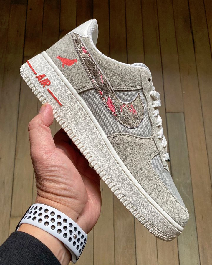 Jeff Staple SBTG Nike Air Force 1 Release Date Info