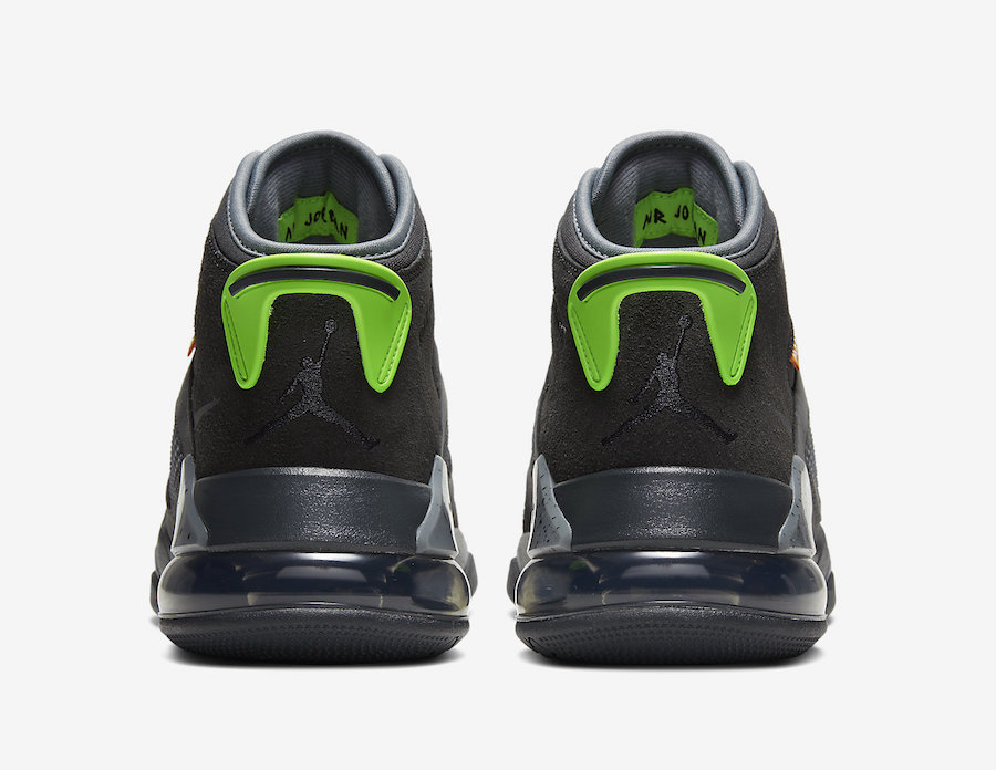 Jordan Mars 270 Anthracite Electric Green CT9132-001 Release Date Info