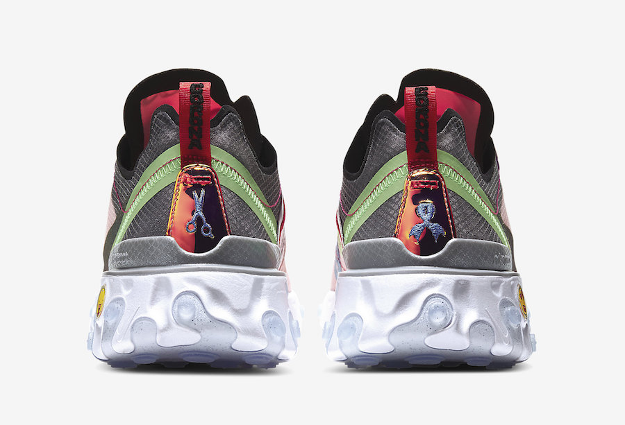 Nike React Element 55 'Doernbecher' Official Images