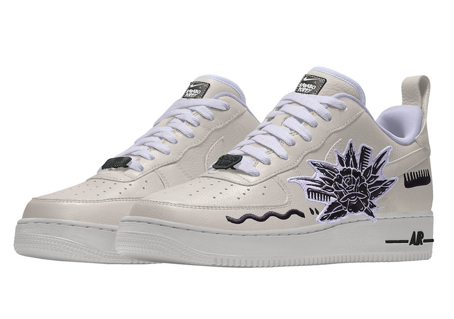 Karabo Poppy Nike By You Air Force 1 Release Date Info