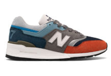 New Balance 997 Orange Blue Grey Release Date Info