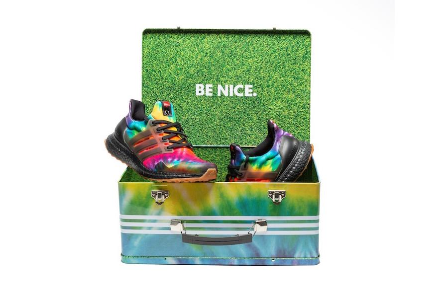 Nice Kicks adidas Ultra Boost Woodstock Tie-Dye FU9164 Release Date