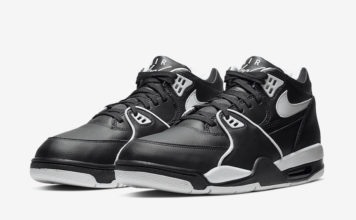 Nike Air Flight 89 Black White CU4833-015 Release Date Info