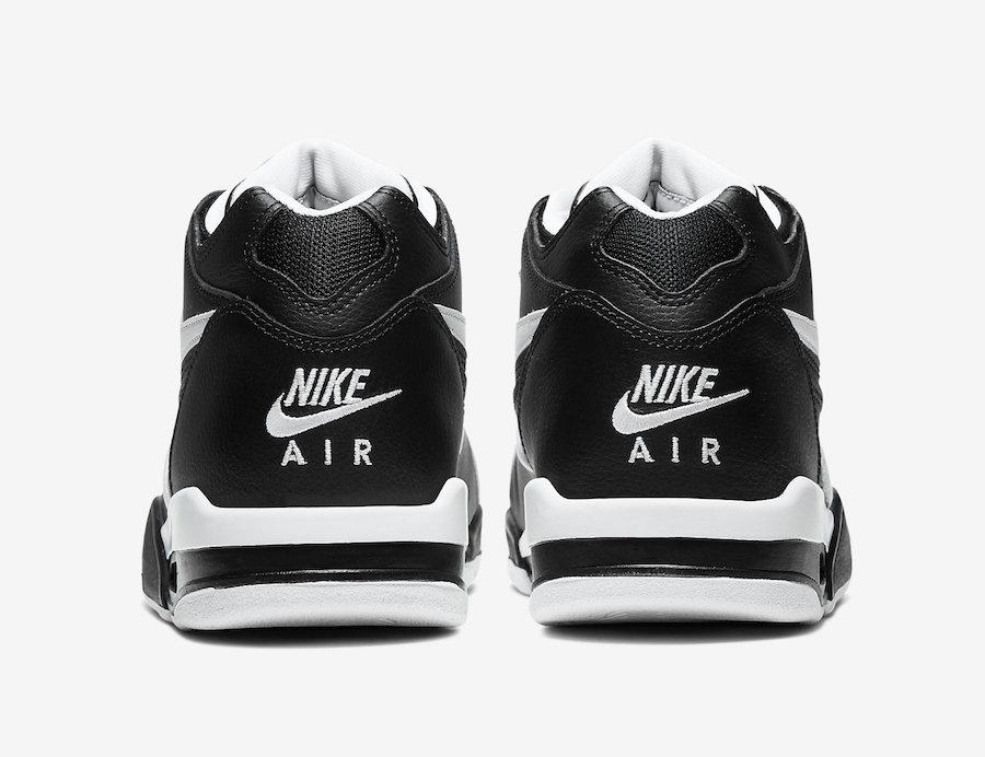 Nike Air Flight 89 Black White CU4833-015 Release Date Info