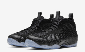 Nike Air Foamposite One Mini Swoosh CV0369-001 Release Date