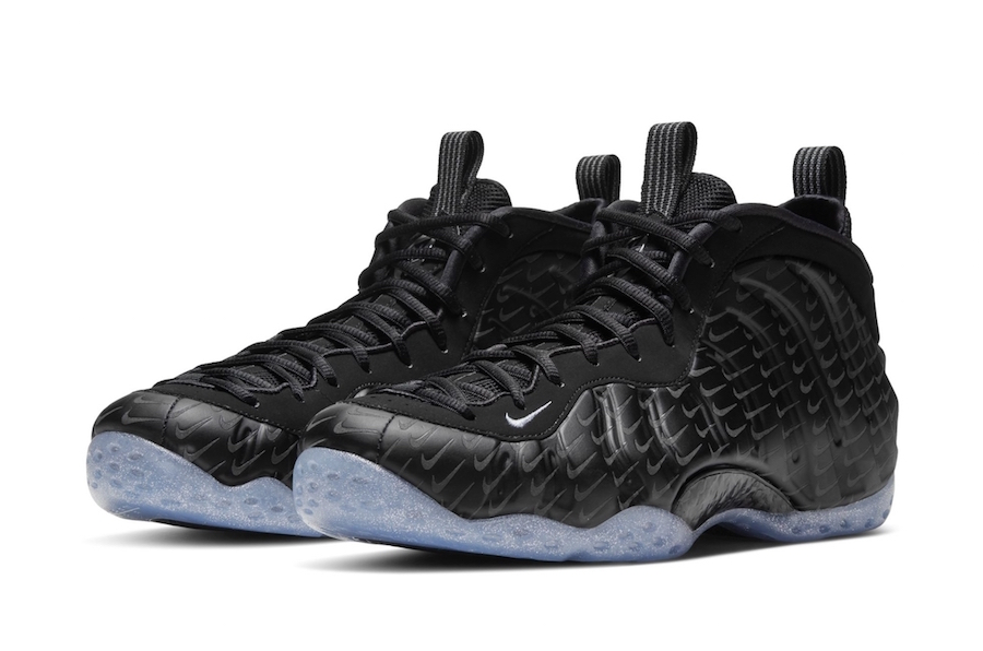 Nike Air Foamposite One Mini Swoosh Release Date Info
