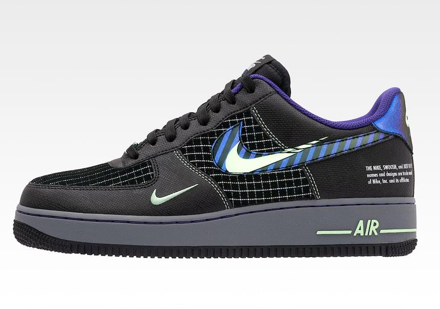 Nike Air Force 1 Future Swoosh Release Date Info