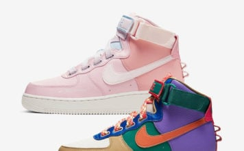 Nike Air Force 1 High Utility Female is Force