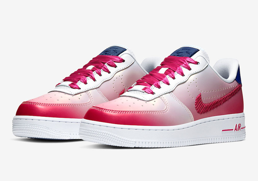 Nike Air Force 1 Kay Yow CT1092-100 Release Date Info