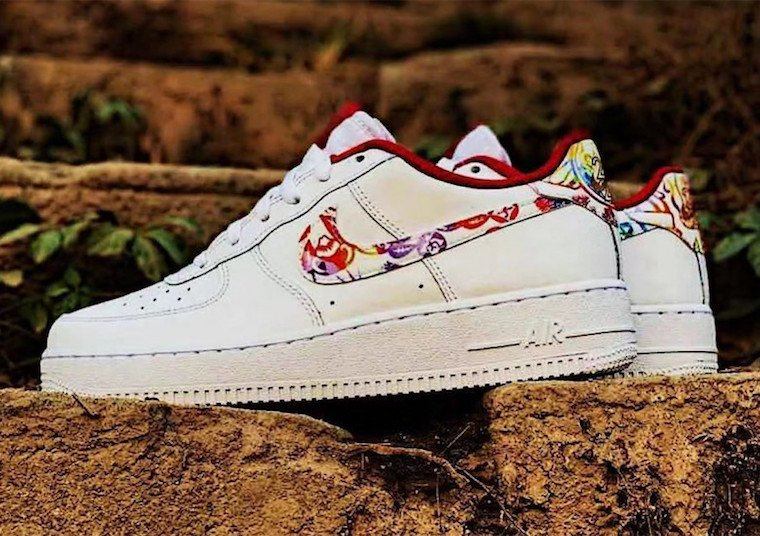 Nike Air Force 1 Low Chinese New Year 2020 Release Date Info