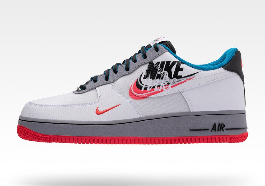 Nike Air Force 1 Time Capsule Pack Release Date Info