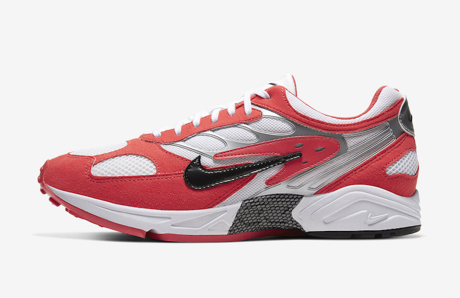 Nike Air Ghost Racer Track Red AT5410-601 Release Date Info