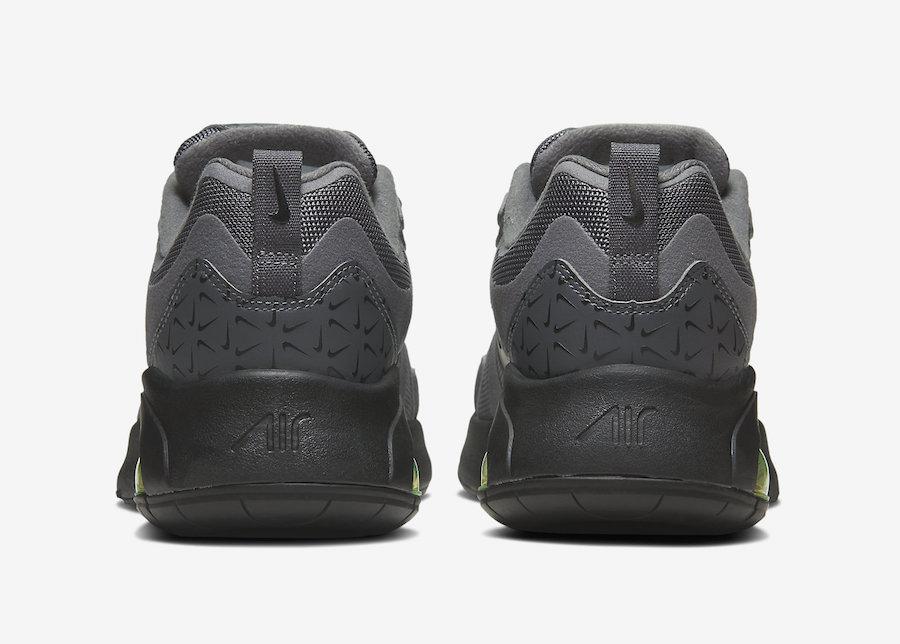 Nike Air Max 200 Dark Grey Volt CT2539-001 Release Date Info