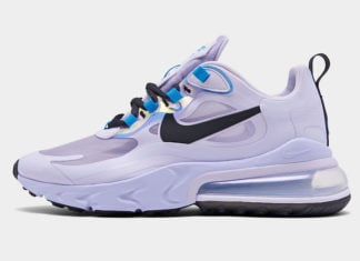 Nike Air Max 270 React Amethyst Tint CT1613-500 Release Date Info