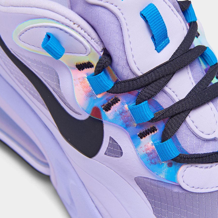 Nike Air Max 270 React 'Amethyst Tint' | CT1613 500