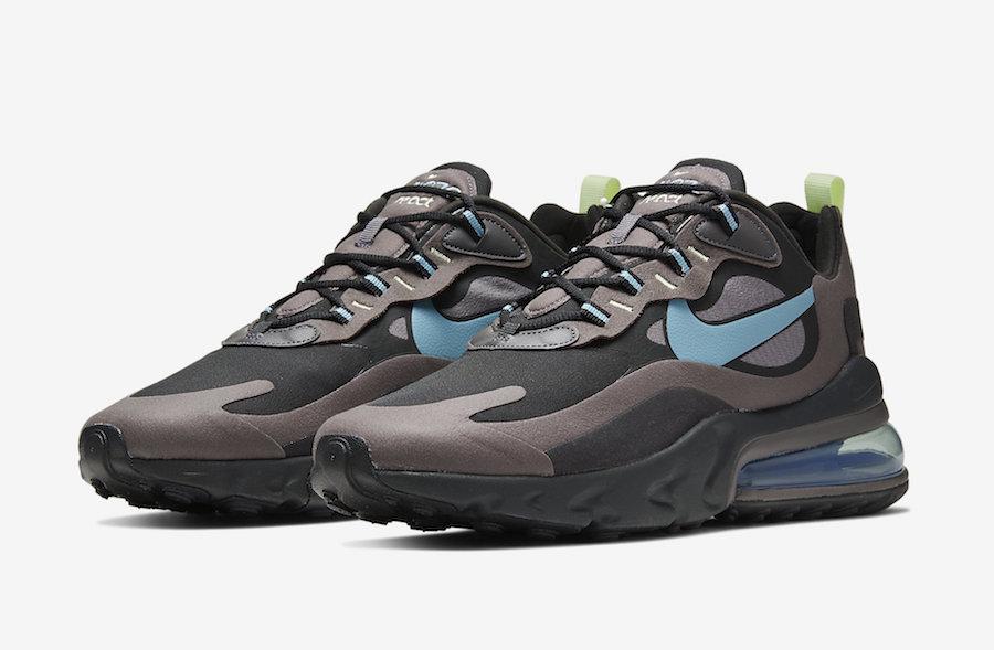 nike air max 270 black blue price