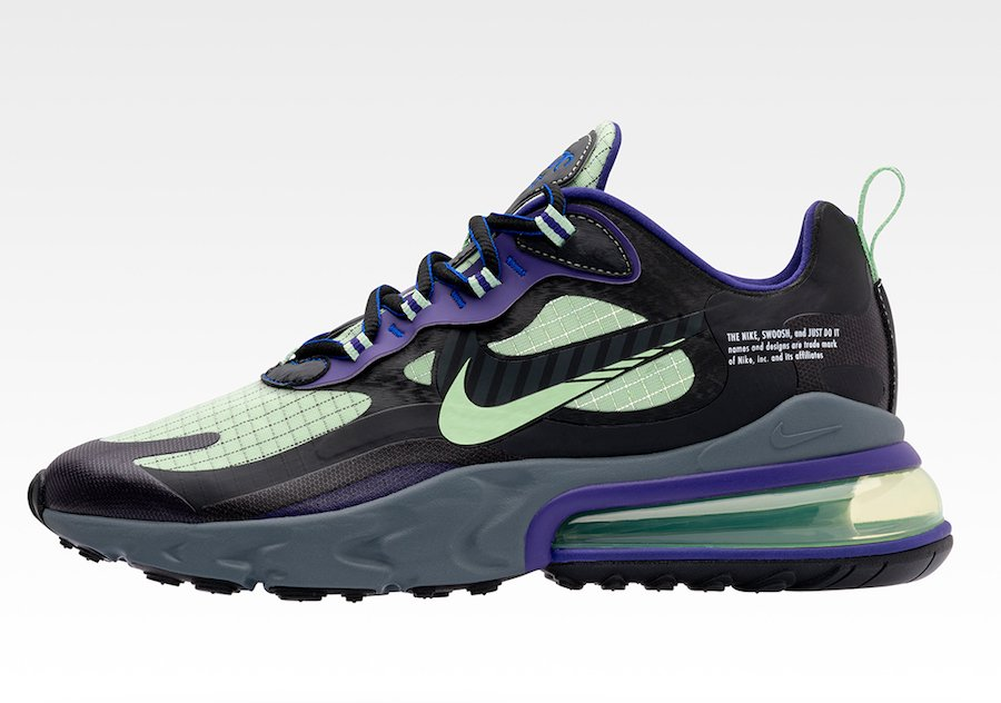 Nike Air Max 270 React Future Swoosh Release Date Info