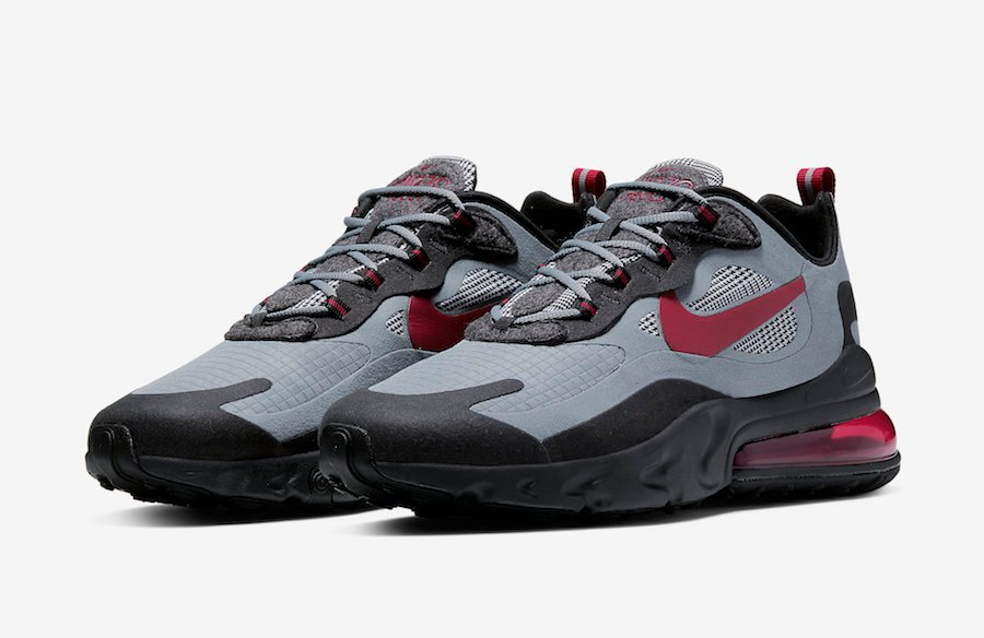 Nike Air Max 270 React Houndstooth CT3135 001 Release Date