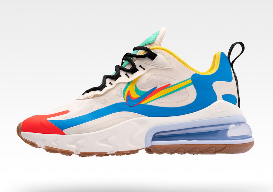 Nike Air Max 270 React Legend of Her Pack Release Date Info