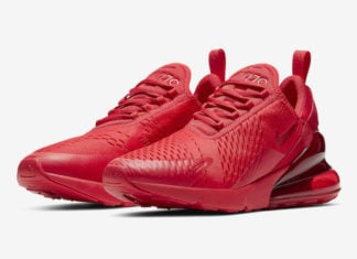 Nike Air Max 270 University Red CV7544-600 Release Date Info