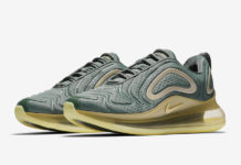 Nike Air Max 720 Green Gold AO2924-303 Release Date Info