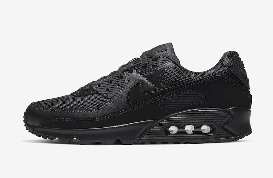 Nike Air Max 90 Black CN8490-003 Release Date Info