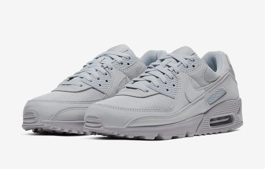 Nike Air Max 90 Grey CN8490-001 Release Date Info