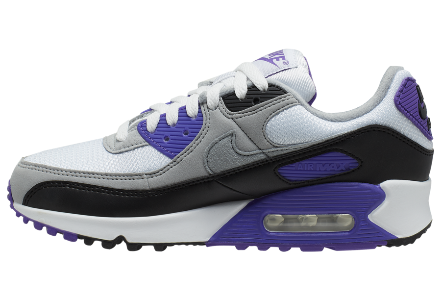 Nike Air Max 90 OG Releasing with Purple Accents | Getswooshed